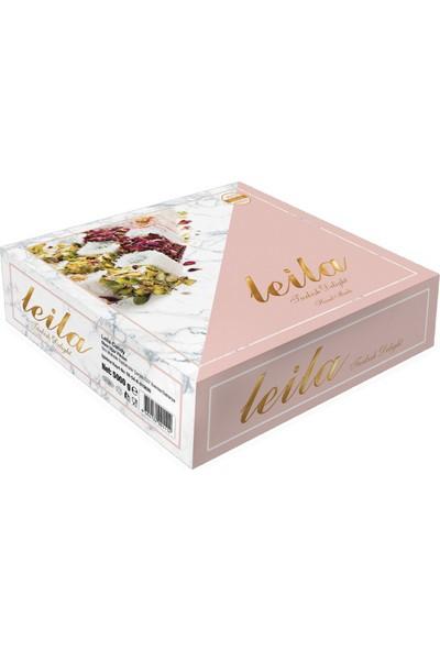 Leila Nar Aromalı İçi̇ Fındıklı Lokum 5 kg
