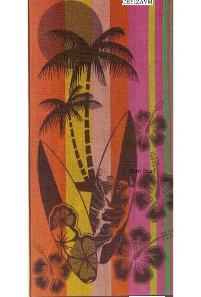 Özdilek Nice Plaj Havlusu Sun Surf 70x150 cm