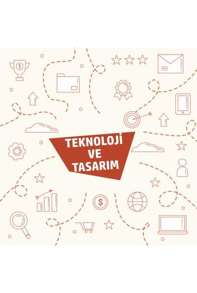 Okulposteri Teknoloji̇ ve Tasarim Posteri̇ 100 x 100 cm