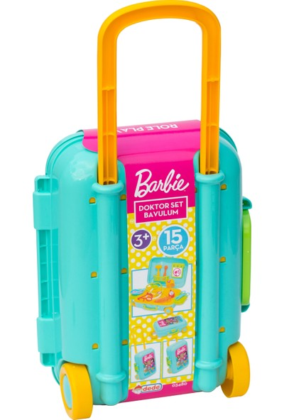 Dede Barbie Doktor Set Bavulum