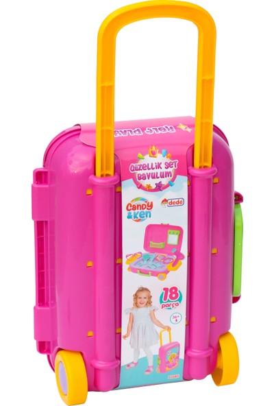 Dede Candy & Ken Güzellik Set Bavulum
