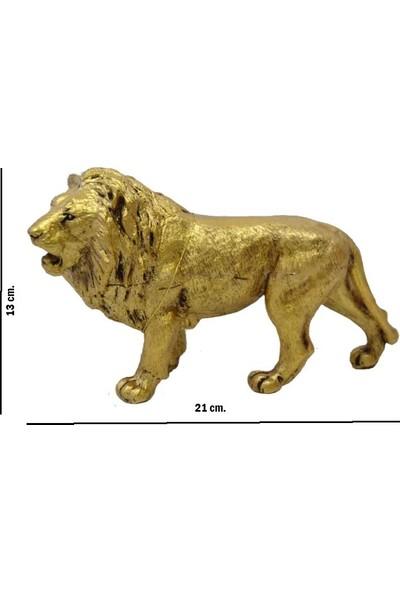 Gold Dekor Aslan Biblo