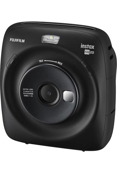 Fujifilm Instax Kare Sq20 Siyah Fotoğraf Makinesi
