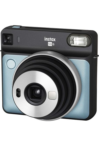 Fujifilm Instax Sq 6 Aqua Blue Fotoğraf Makinesi