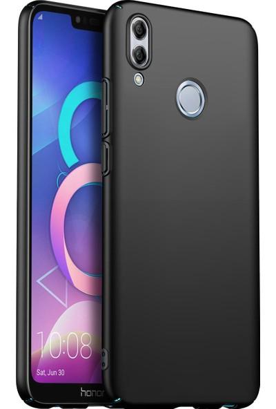 Microsonic Huawei Honor 8c Kılıf Premium Slim Siyah