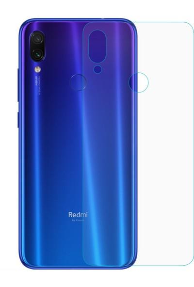 Microsonic Xiaomi Redmi Note 7 Arka Nano Cam Ekran Koruyucu