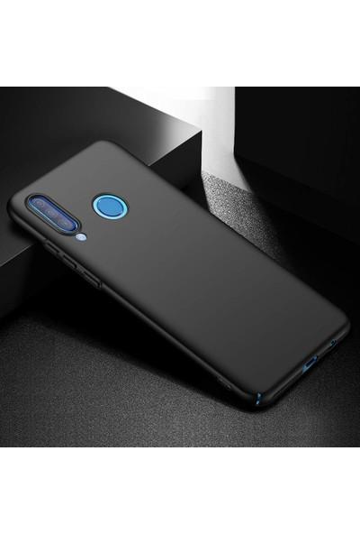 Microsonic Huawei P30 Lite Kılıf Premium Slim Siyah