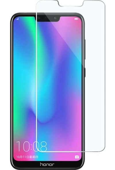 Microsonic Huawei Honor 8c Temperli Cam Ekran Koruyucu