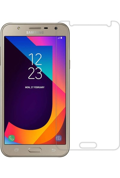 Aktif Aksesuar Samsung Galaxy J7 Core Kırılmaz Cam Ekran Koruyucu