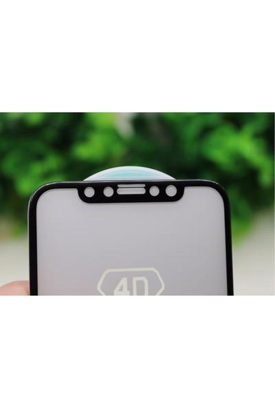 Ehr. Huawei P10 Lite Ekran Koruyucu Ultra Lüx Tam Kaplayan 3D Cam Siyah