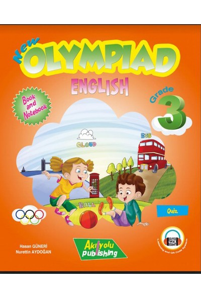 New Olympiad English Grade 3