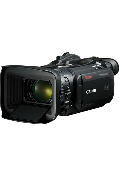 Canon Legria Gx10 4K Video Kamera (Canon Eurasia Garantili)