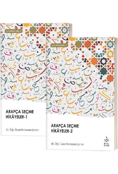 Arapça Seçme Hikayeler 2 Cilt Takım
