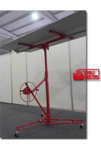 Yabacı Panel Lift Alçıpan Kaldırma Makinesi