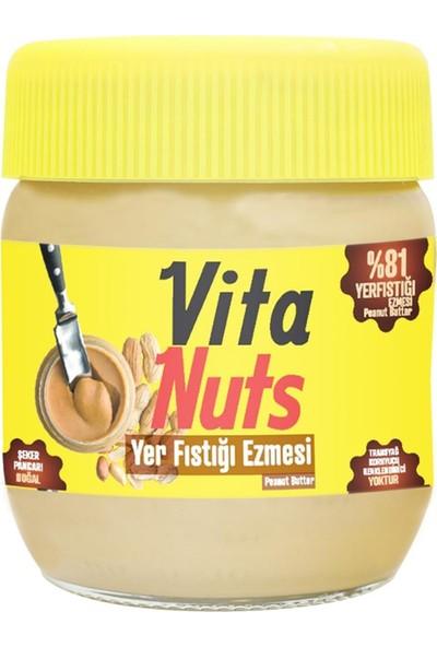 Vitanuts Yer Fıstığı Ezmesi 400 gr