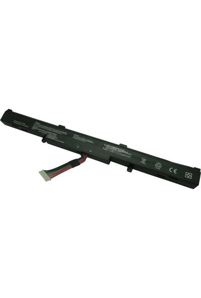 Alfamaks Asus N552, N552V, N552VW, N552VX batarya Pil