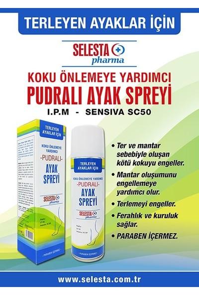Selesta Pharma Ayak Spreyi