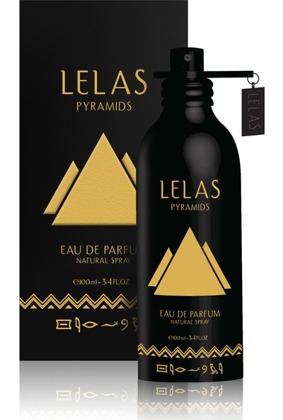 Lelas Pyramids 100 ml Unisex Parfum
