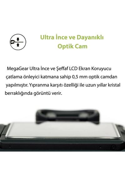 Megagear Nikon D7500 Fotoğraf Makinesi Ekran Koruyucu