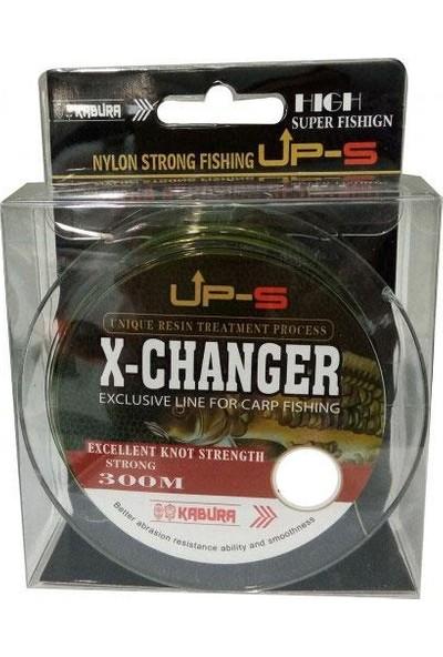 Kabura X-Changer Carp Olta Misinası 300Mt
