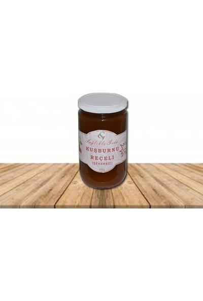 S&G Ev Yapımı Kuşburnu Reçeli - Şekersiz (650 g)