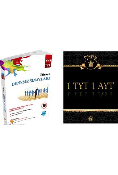 Set 1 TYT 1 AYT Deneme + Anka Yayınları Türkçe Deneme Sınavları