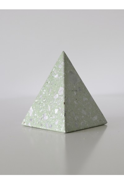 Mozaik Dekoratif Piramit Obje