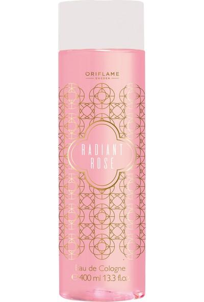 Oriflame Fresh Nature Radiant Rose Kolonyası - Gül Kolonya