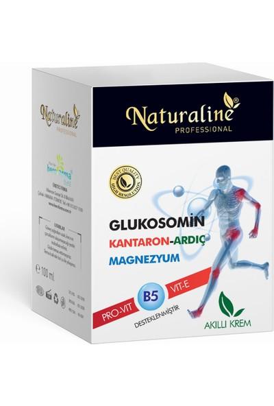 Naturaline Glucosamine Kantaron Ardıç+Magnezyum Kremi 100 ml