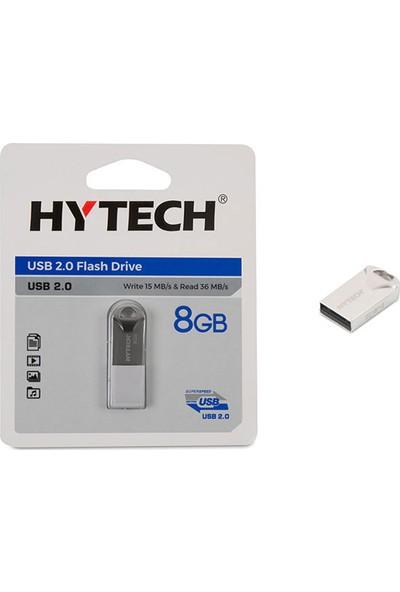 Hytech Hy-Xuf8 8 USB Flash Bellek Mini