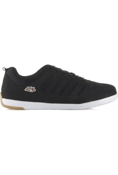 M.P 191-7320 Erkek Günlük Ve Yürüyüş Spor Ayakkabı Siyah