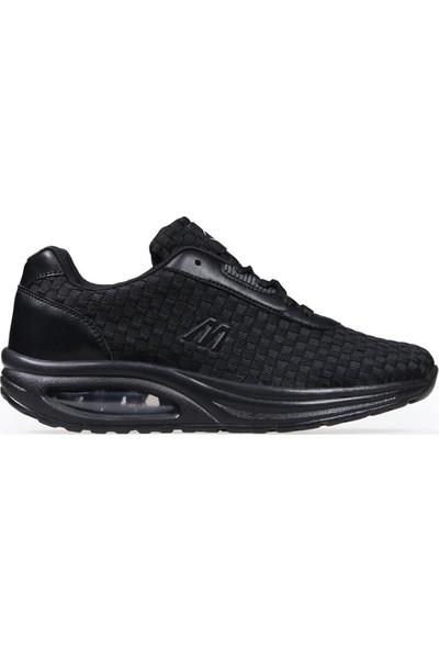 M.P 191-7430 Kadın Günlük Yürüyüş Spor Ayakkabı Siyah