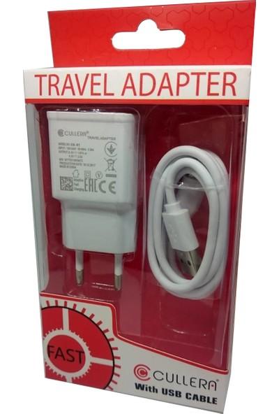 Cullera Travel Adapter - Hızlı Şarj Aleti - 2.0A