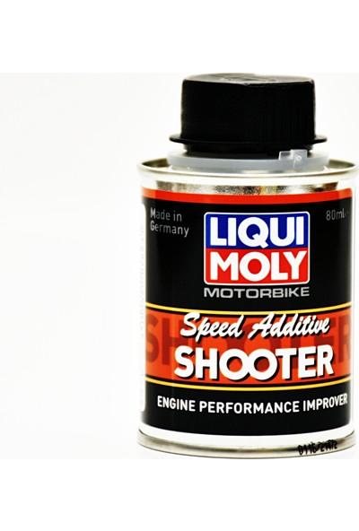 Liqui Moly Sped Shoteer / 2T ve 4T Benzin Katkısı 80 ml - 7823