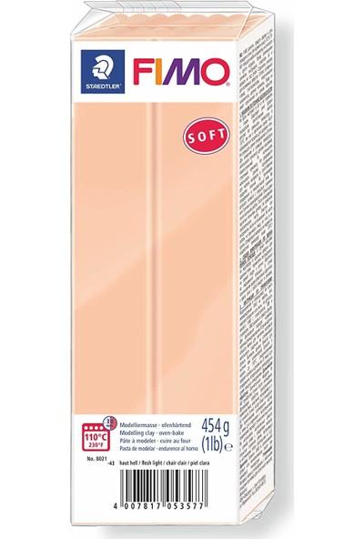 Staedtler Fimo Soft Polimer Kil 454Gr. Rosa