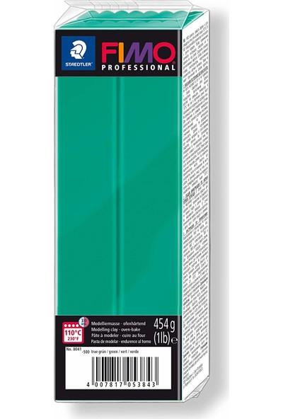 Staedtler Fimo Professional Polimer Kil 454Gr. Green