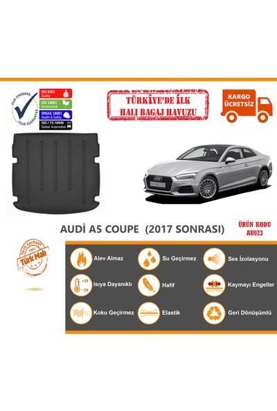 Öz-i̇ş Audi A5 Coupe Halı Bagaj Havuzu (2017 Sonrası)