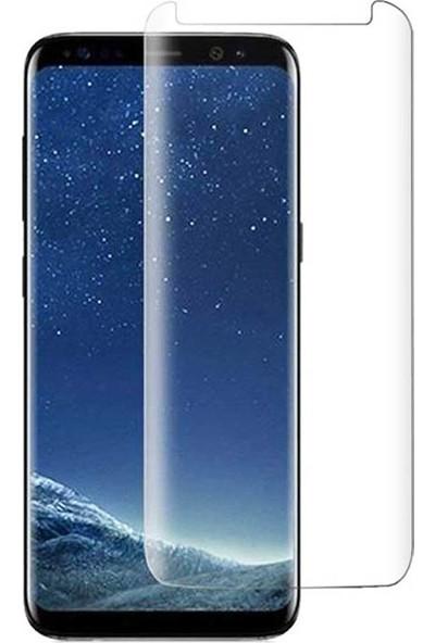 Twinix Samsung Galaxy S8 Plus Uv Işınlı Ekran Koruyucu Tam Yapışan Cam