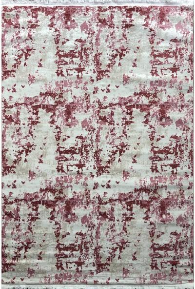 Righello Carpet Twist 200x280 Krem Pudra Saçaklı Halı