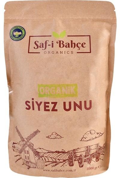 Saf-I Bahçe Organik Siyez Unu 1 kg