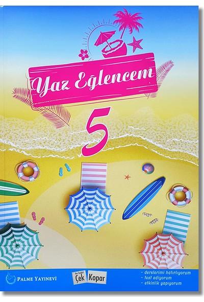 Palme Yayıncılık Palme 5. Sınıf Yaz Eğlencem Tatil Kitabı
