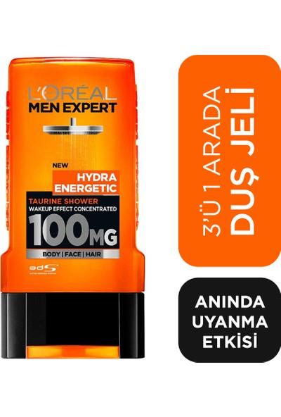 L'Oréal Paris Men Expert Hydra Energetıc Taurin İçeren Duş Jeli 300 Ml