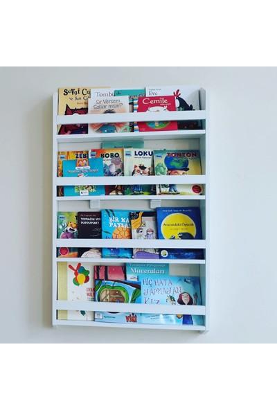 Özel Yapım Montessori Kitaplık