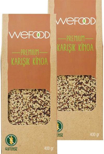 Wefood Karışık Kinoa 2' li 400 gr