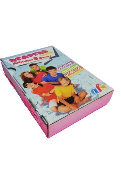 Readers İngilizce Hikaye Kitabı Seti (Stage 1) Ortaokul 5. Sınıf