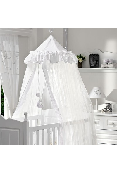 Funna Baby - Luna Chic Romantika Cibinlik Tülü 8 mt / kod: 0534