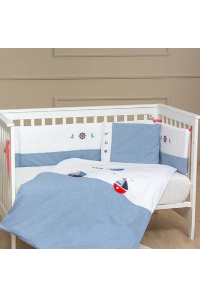 Funna Baby - Marine Uyku Seti 60x120 cm / kod: 3811