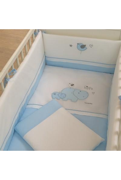 Funna Baby - Hippo Uyku Seti 60 x 120 Cm / kod: 6011
