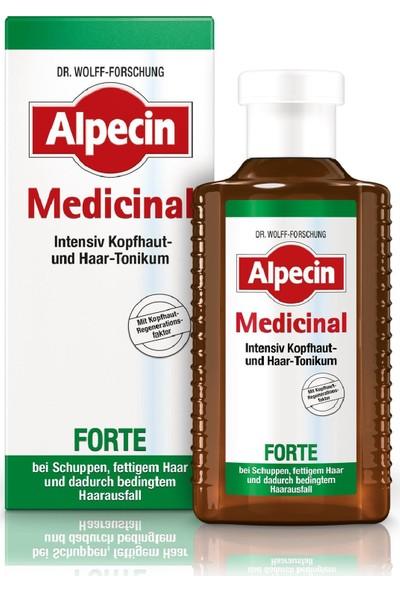 Alpecin Forte Kepek, Yağlı ve Saç Dökülmesine Karşı Tonik 200 ml