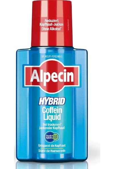 Alpecin Hybrid Kafein Likit 200 ml